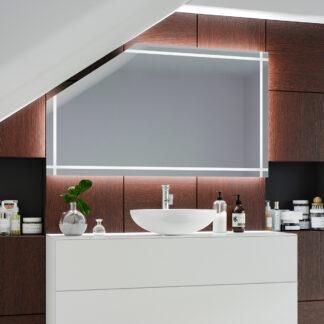 Spiegel für Dachschräge